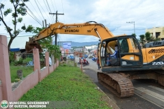 Road Clearing Operations of National Highway 021