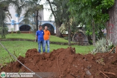 Road Clearing Operations of National Highway 023