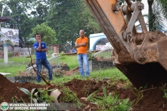 Road Clearing Operations of National Highway 024