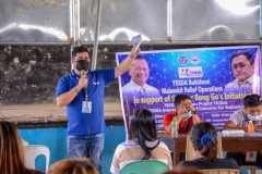 TESDA Bukidnon Malasakit Relief Operations In Support Of Senator Bong Go's Initiatives (5 January 2021) 001