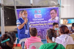 TESDA Bukidnon Malasakit Relief Operations In Support Of Senator Bong Go's Initiatives (5 January 2021) 003