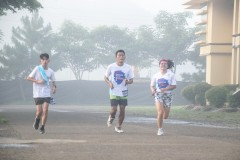 Today Marks The First Day Of The 55th Araw Ng Quezon Half Marathon! 006