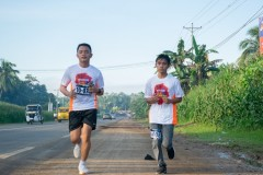 Today Marks The First Day Of The 55th Araw Ng Quezon Half Marathon! 020