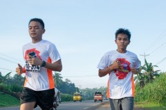 Today Marks The First Day Of The 55th Araw Ng Quezon Half Marathon! 021