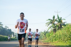 Today Marks The First Day Of The 55th Araw Ng Quezon Half Marathon! 030