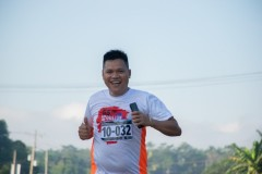 Today Marks The First Day Of The 55th Araw Ng Quezon Half Marathon! 031