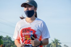 Today Marks The First Day Of The 55th Araw Ng Quezon Half Marathon! 035
