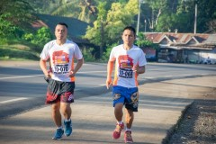 Today Marks The First Day Of The 55th Araw Ng Quezon Half Marathon! 038