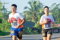 Today Marks The First Day Of The 55th Araw Ng Quezon Half Marathon! 040