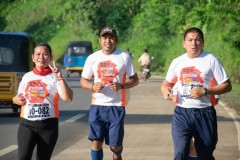 Today Marks The First Day Of The 55th Araw Ng Quezon Half Marathon! 049