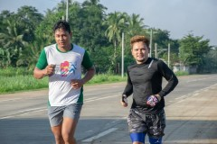 Today Marks The First Day Of The 55th Araw Ng Quezon Half Marathon! 054