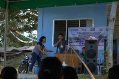 Turn-over of Solar Drier with Warehouse in Brgy. Kiburiao 002