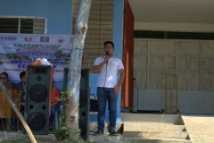 Turn-over of Solar Drier with Warehouse in Brgy. Kiburiao 009