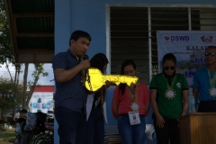 Turn-over of Solar Drier with Warehouse in Brgy. Kiburiao 014