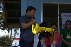 Turn-over of Solar Drier with Warehouse in Brgy. Kiburiao 015