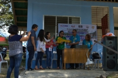 Turn-over of Solar Drier with Warehouse in Brgy. Kiburiao 017