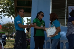 Turn-over of Solar Drier with Warehouse in Brgy. Kiburiao 031