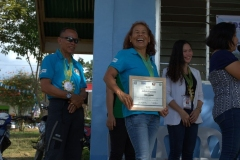 Turn-over of Solar Drier with Warehouse in Brgy. Kiburiao 032