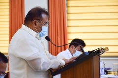 Weekly Regular Session Sa Sangguniang Bayan Sa Quezon, Bukidnon (8 February 2021) 004