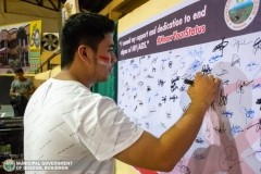 World AIDS Day: Candle Lighting Solidarity Night 011