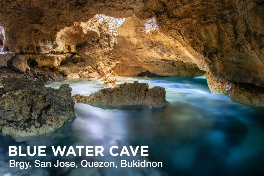 Tourism Image - Blue Water Cave