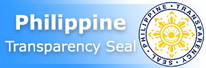 Ear Content 02-01-001 Philippine Transparency Seal